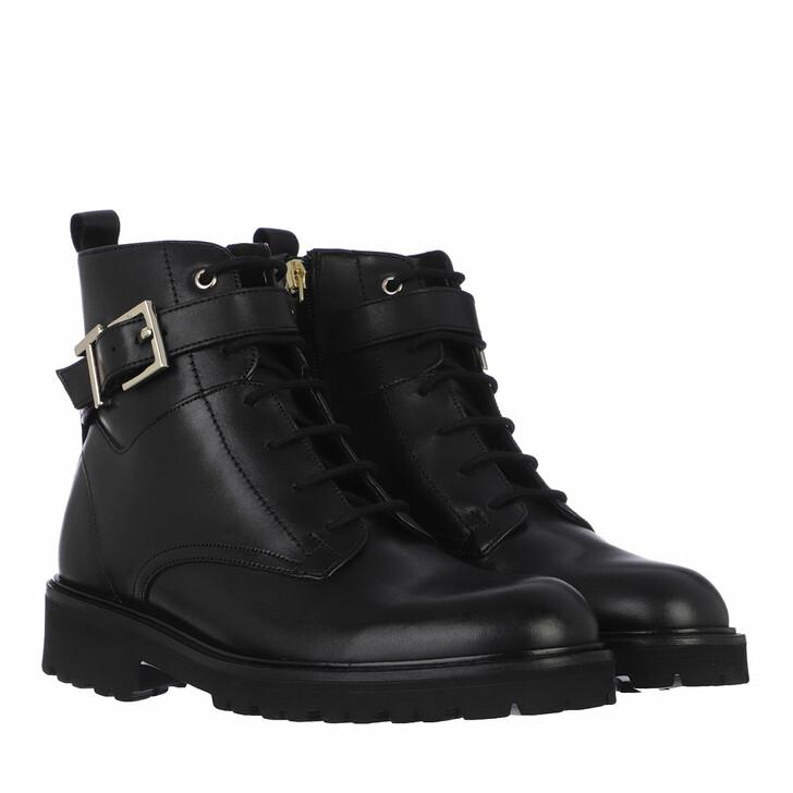 Schuh, Ted Baker, Raign T Biker Boot Black