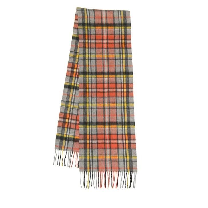 scarves, Roeckl, Scottish Tartan Multi Brick