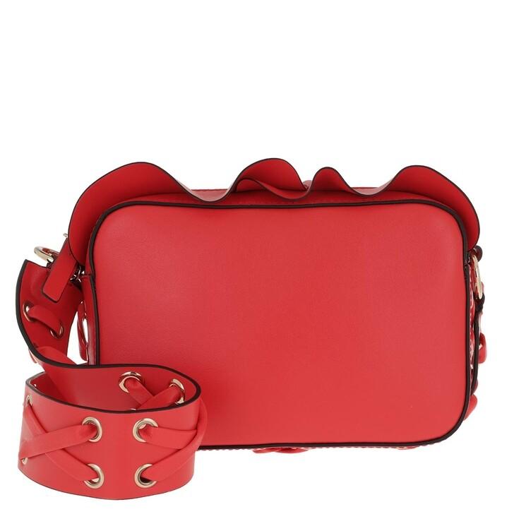 Handtasche, Red Valentino, Crossbody Bag Coral
