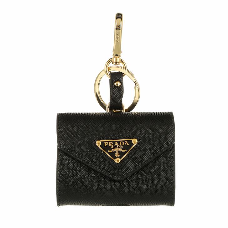 smart_cases, Prada, AirPods Pro Case Leather Black