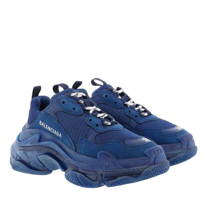 Schuh, Balenciaga, Triple S Sneaker 3.0 Blue
