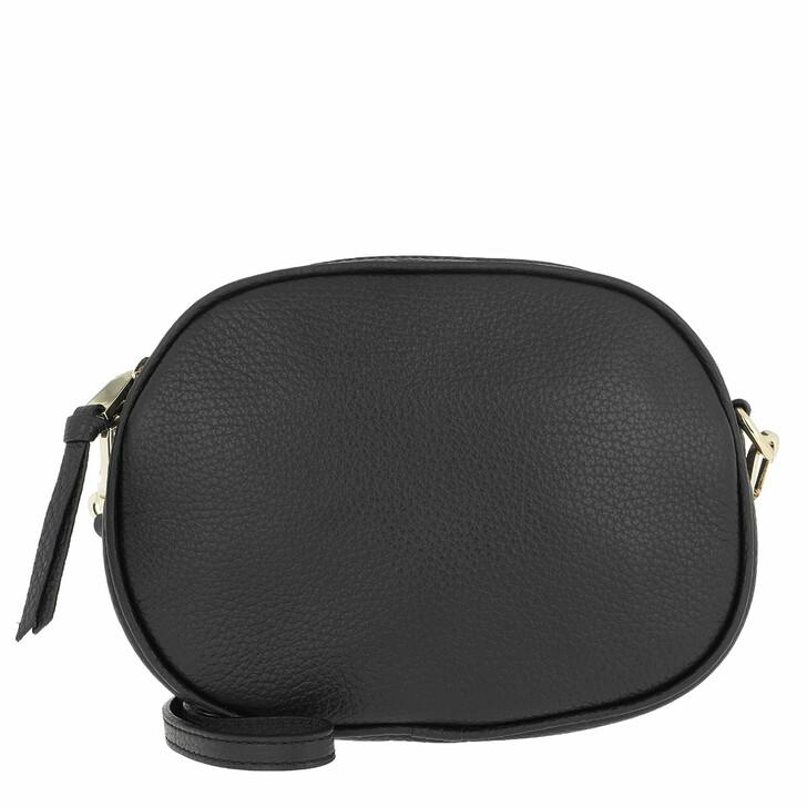 Handtasche, Abro, Crossbody Bag Ay Black
