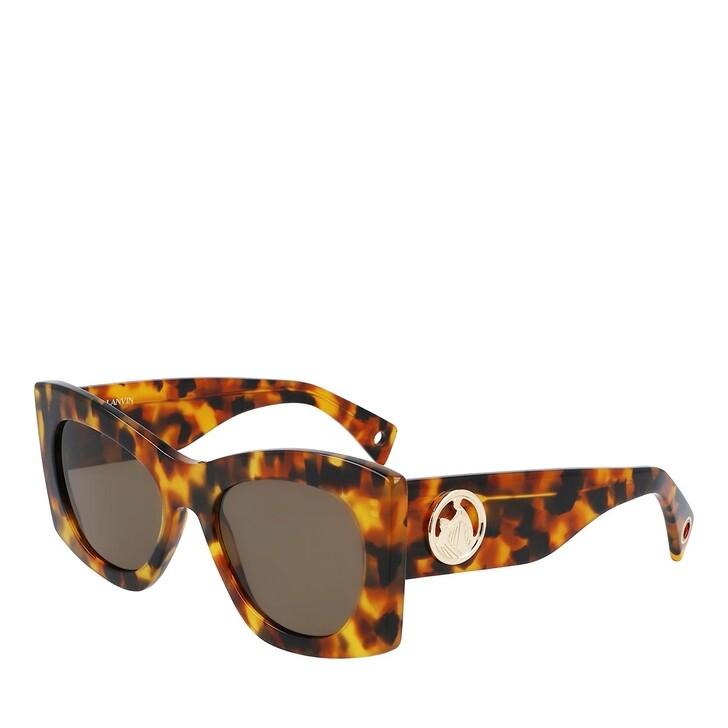 Sonnenbrille, Lanvin, LNV605S TORTOISESHELL