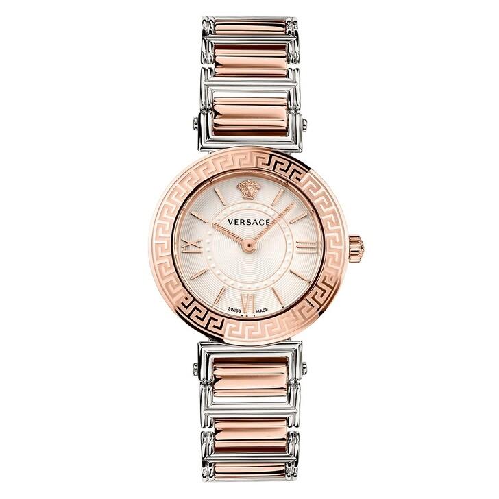 Uhr, Versace, Tribute Watch White