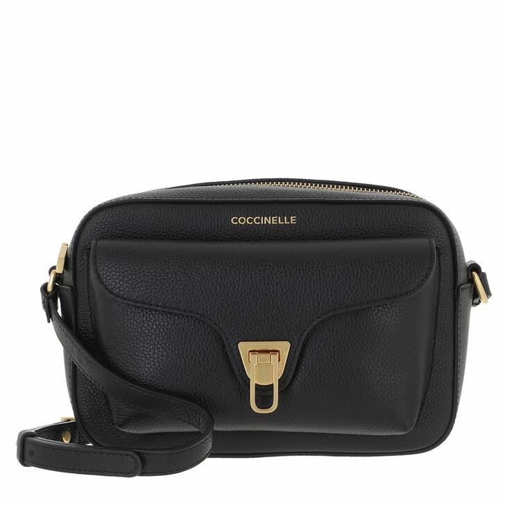 bags, Coccinelle, Coccinelle Beat Soft Handbag  Noir