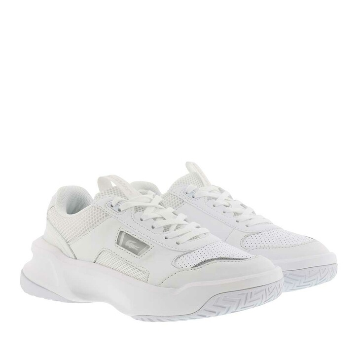 Schuh, Lacoste, Ace Lift Sneaker Shoes White