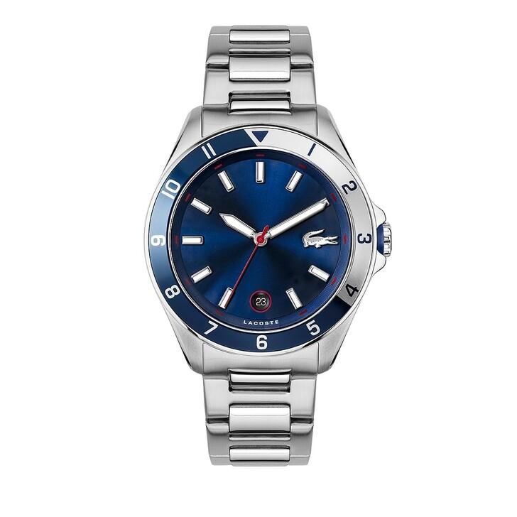 Uhr, Lacoste, Quarz watch Silver