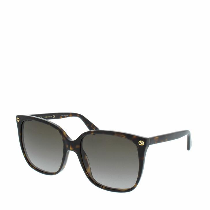 Sonnenbrille, Gucci, GG0022S 003 57
