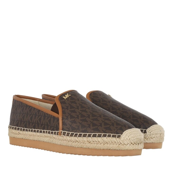 Schuh, MICHAEL Michael Kors, Hastings Slip On Brown