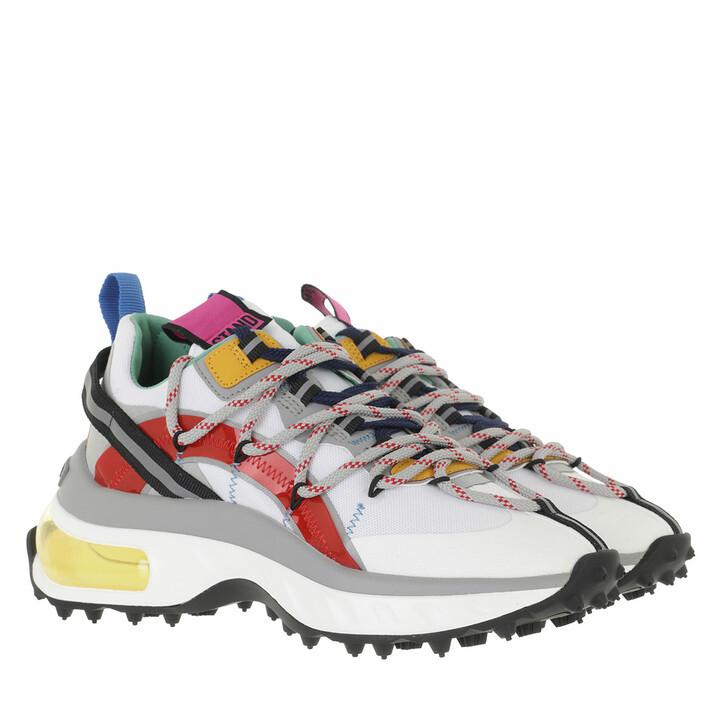 shoes, Dsquared2, Bubble Sneakers White/Multi