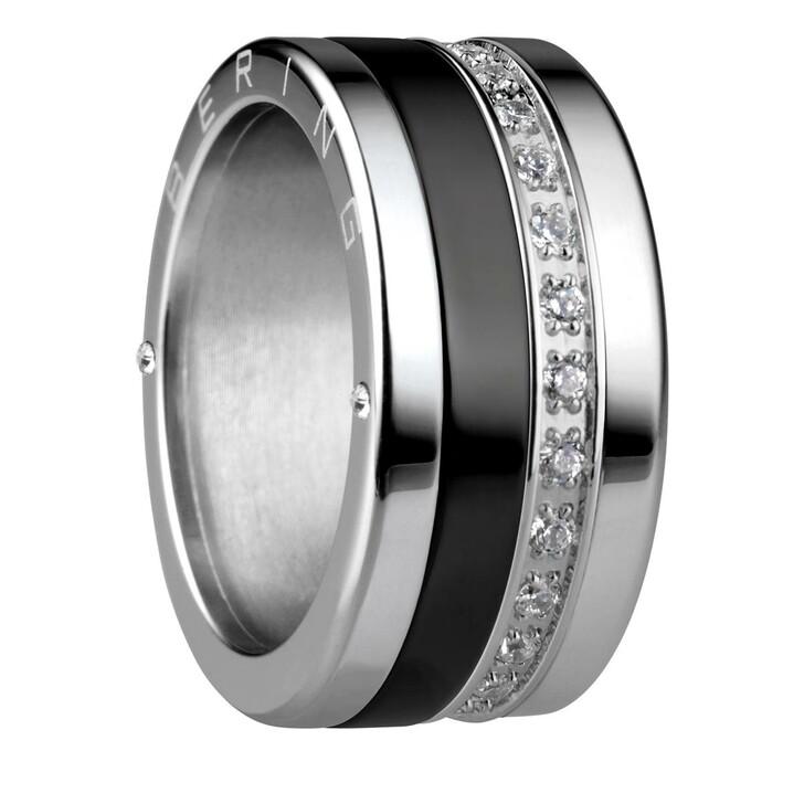 Ring, Bering, Malmo 9 Ring Silver