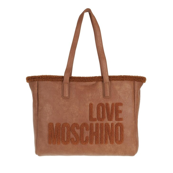 bags, Love Moschino, Borsa Pu  Cuoio