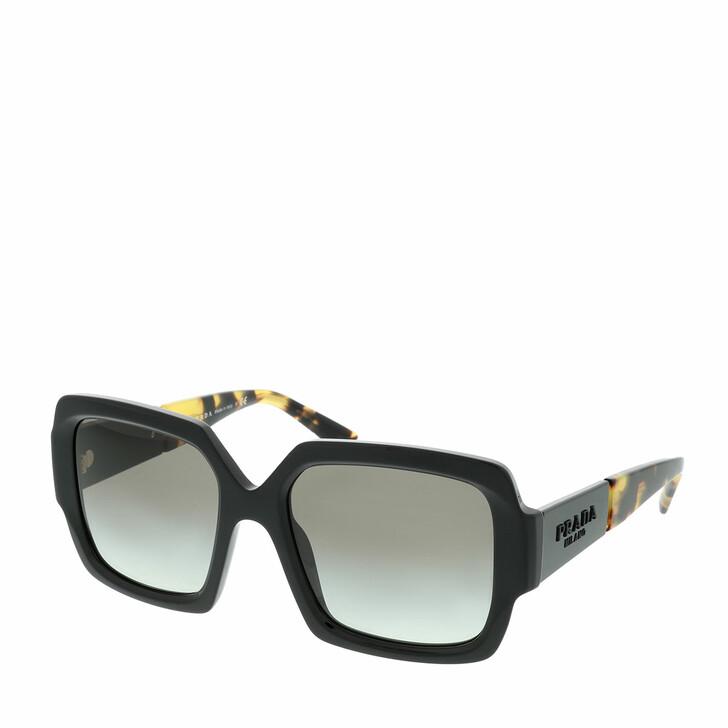 sunglasses, Prada, 0PR 21XS 1AB0A7 Woman Sunglasses Heritage Black
