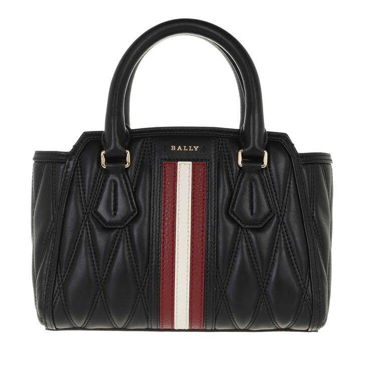 bags, Bally, Minibag Dommy Black