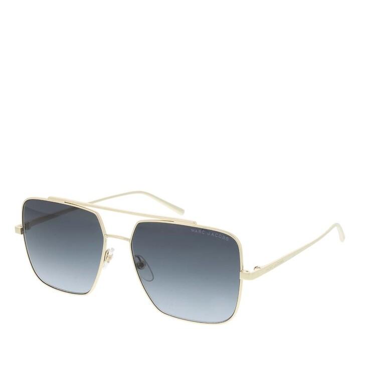 Sonnenbrille, Marc Jacobs, MARC 486/S Sunglasses Gold