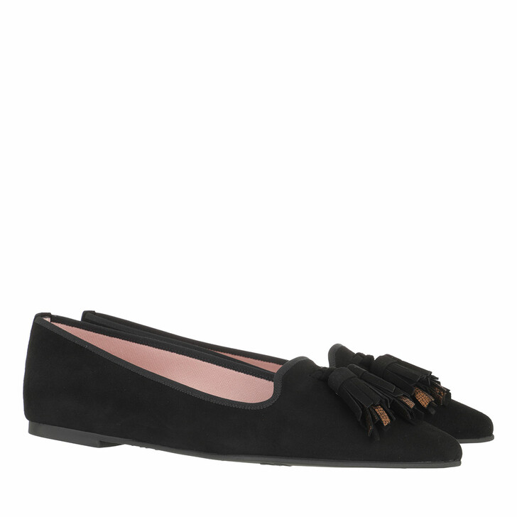 shoes, Pretty Ballerinas, Tyra Loafers Black