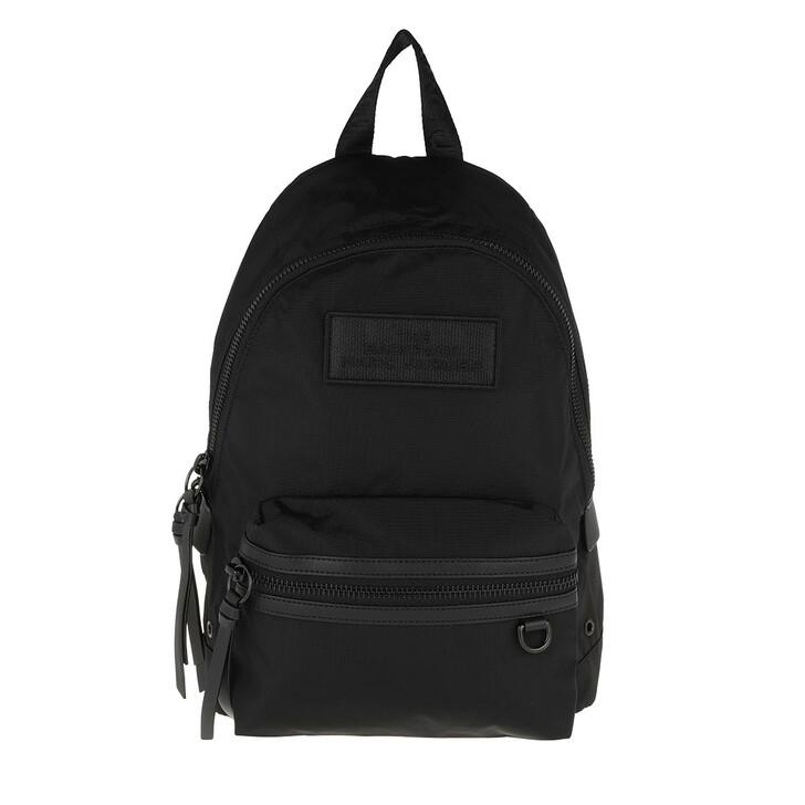 Reisetasche, Marc Jacobs, The Medium Backpack DTM Black