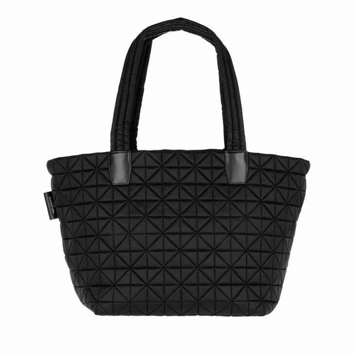 Handtasche, VeeCollective, Medium Vee Tote Black