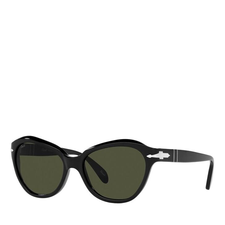 sunglasses, Persol, 0PO0582S BLACK