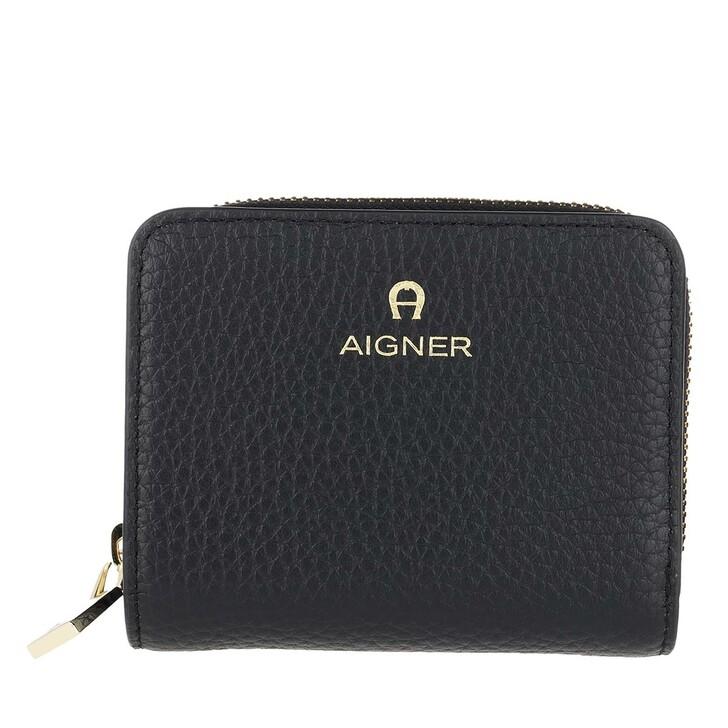 Geldbörse, AIGNER, Ivy Small Wallet Ink