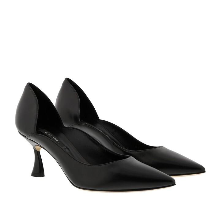shoes, Casadei, Scarpa Minorca Boots Black