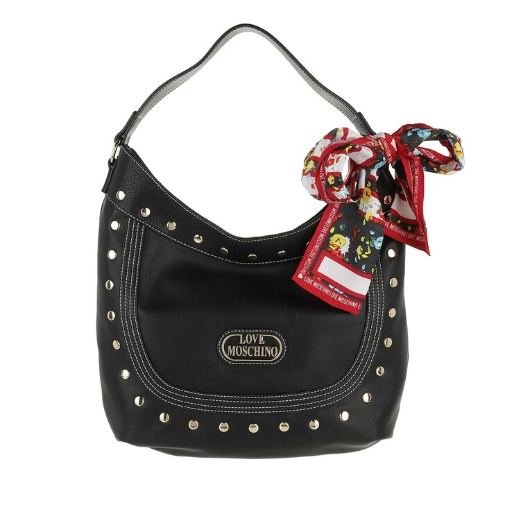 Handtasche, Love Moschino, Handbag Black