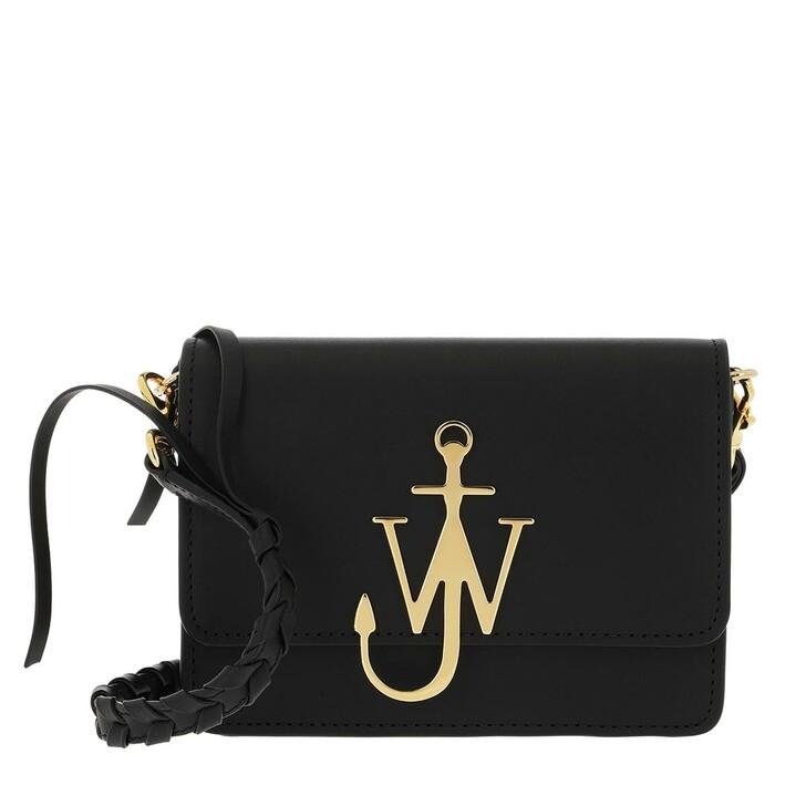 bags, J.W.Anderson, Anchor Logo Bag Black