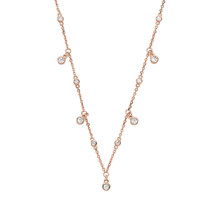 Kette, Emporio Armani, Sterling Silver Necklace Rose Gold