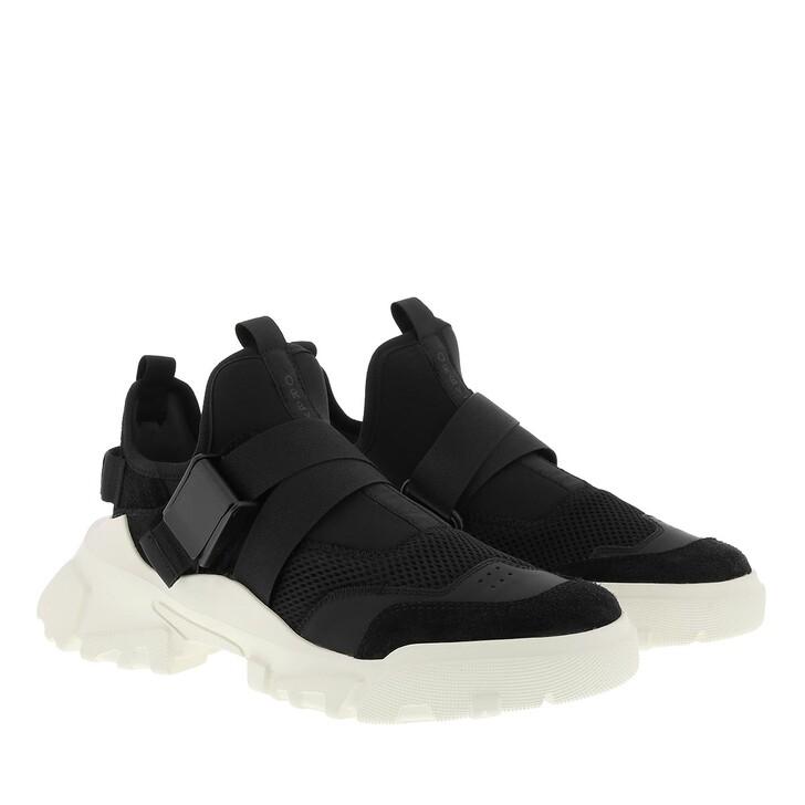 Schuh, McQ, Orbyt Clip Sneaker Black