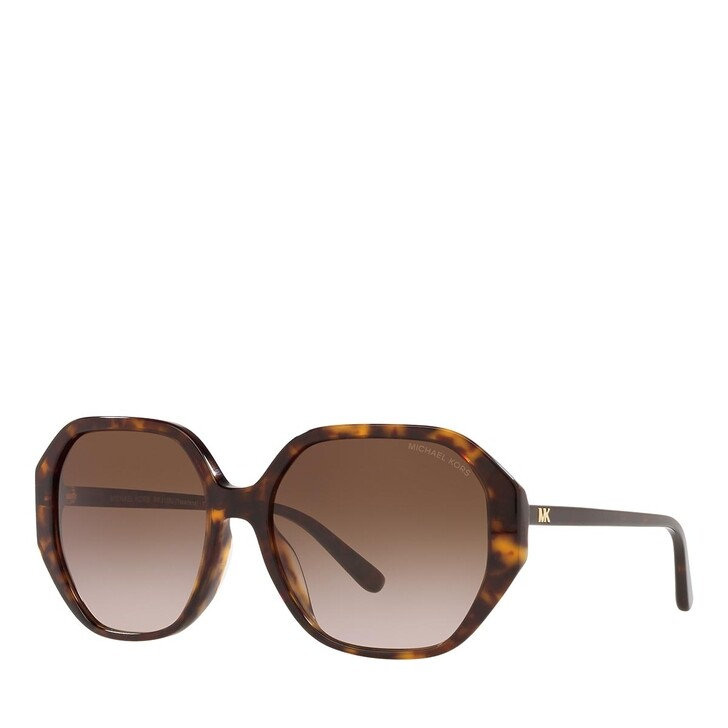 Sonnenbrille, Michael Kors, 0MK2138U DARK TORTOISE