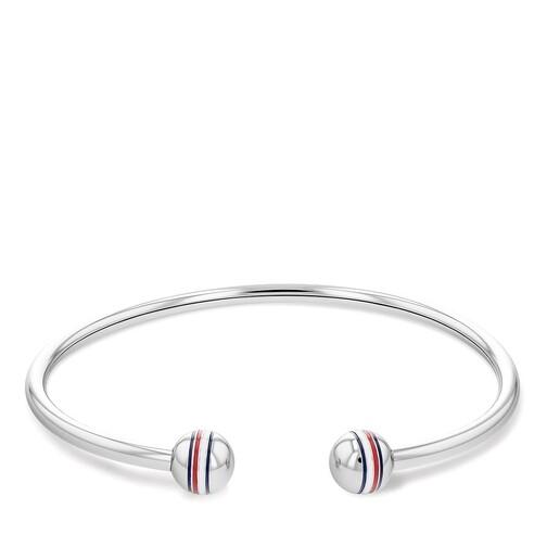 tommy hilfiger -  Armband - Bracelet - in silber - für Damen