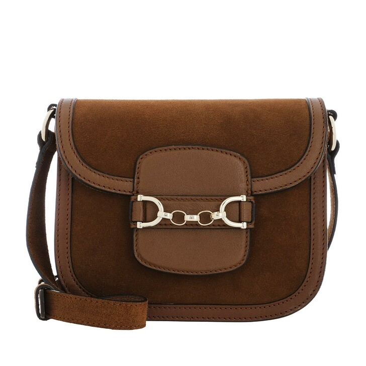 Handtasche, Abro, Crossbody Bag Diana Small Cuoio