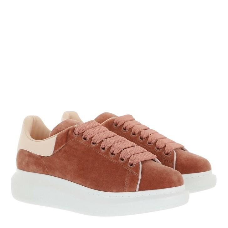 Schuh, Alexander McQueen, Oversized Sneakers Rose