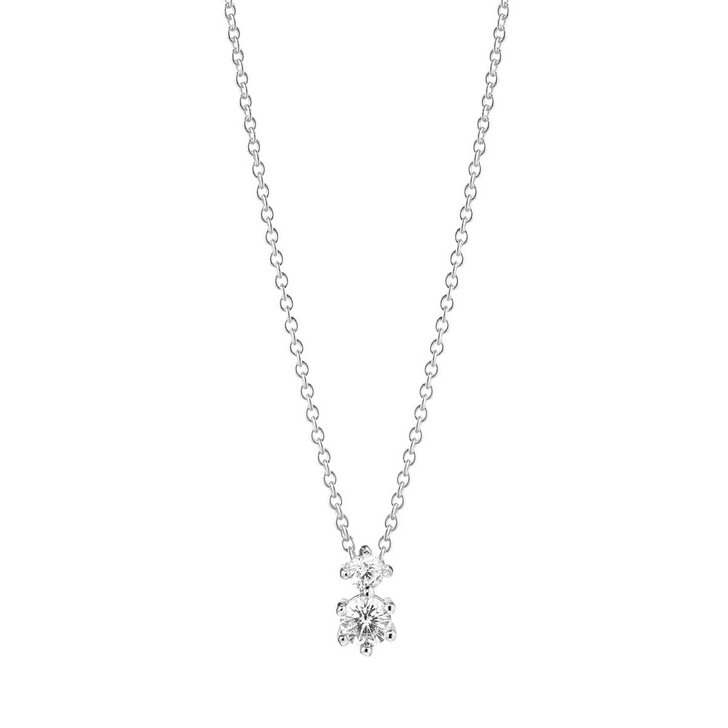 necklaces, Sif Jakobs Jewellery, Rimini Due Necklace Sterling Silver