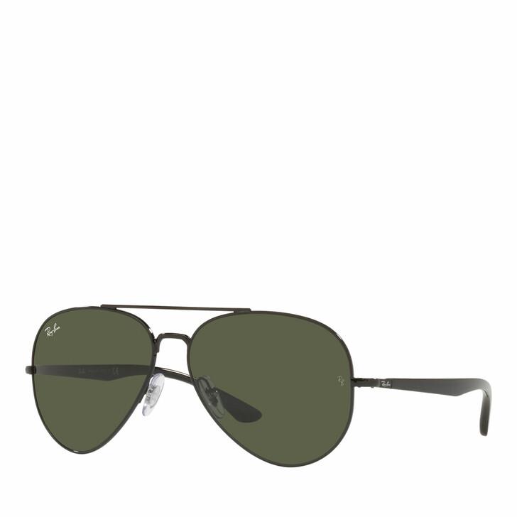 sunglasses, Ray-Ban, Unisex Sunglasses 0RB3675 Black