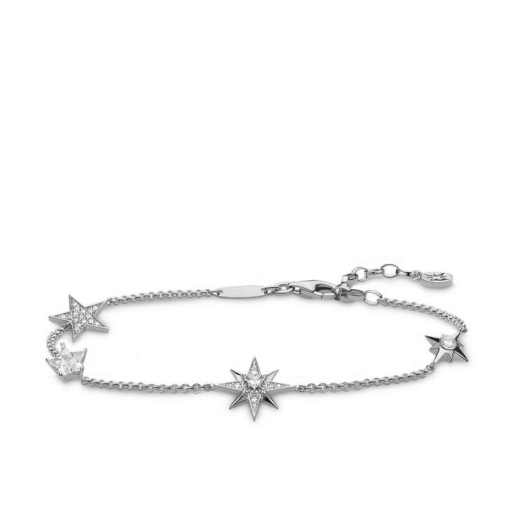 Armreif, Thomas Sabo, Bracelet Stars Silver