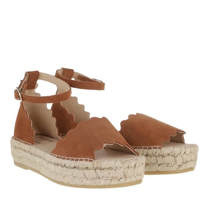 shoes, Espadrij l'originale, LYON x fashionette cognac