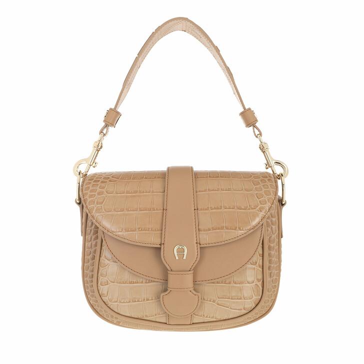 bags, AIGNER, Calla Crossbody Bag Cinnamon