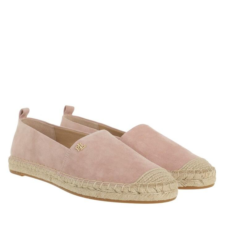 shoes, Lauren Ralph Lauren, Cameryn Espadrilles Casual Dusty Pink
