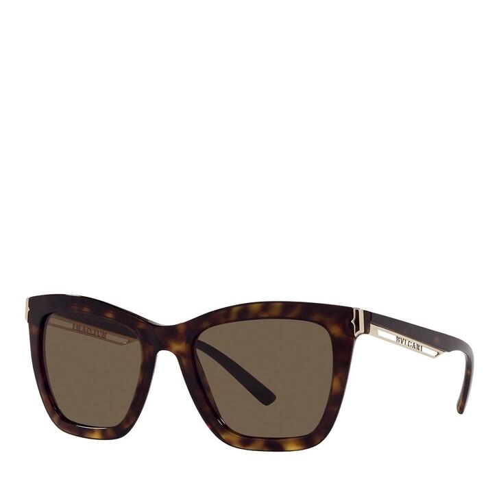 sunglasses, BVLGARI, 0BV8233 HAVANA