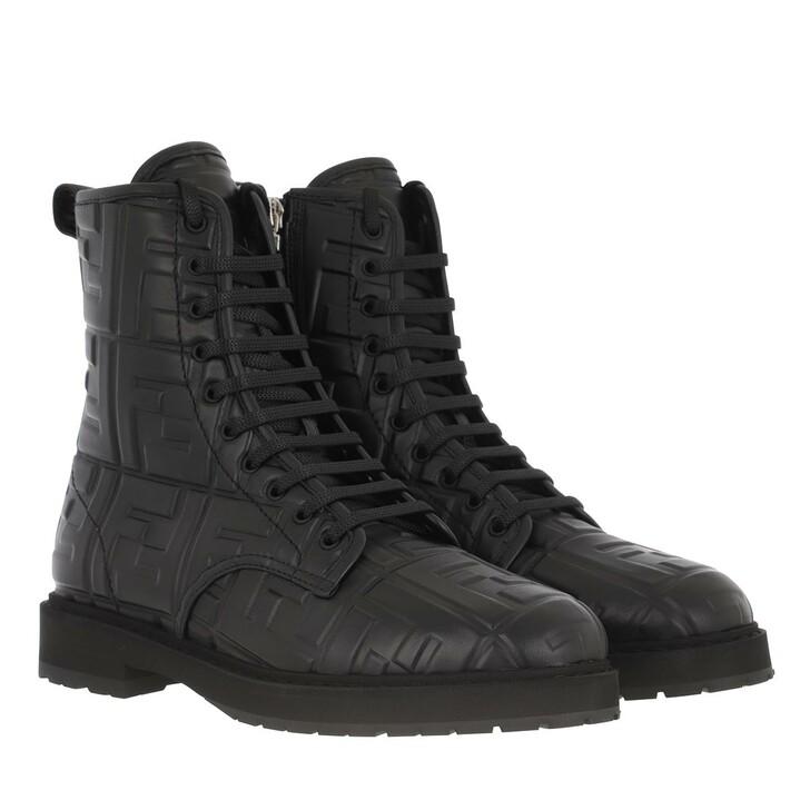 Schuh, Fendi, Boots Black