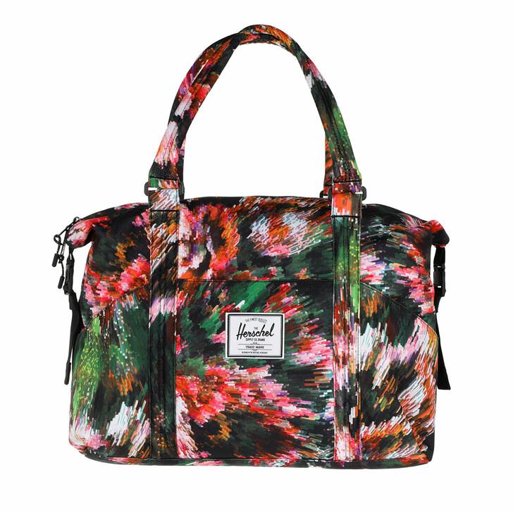 Reisetasche, Herschel, Strand Sprout Tote Pixel Floral