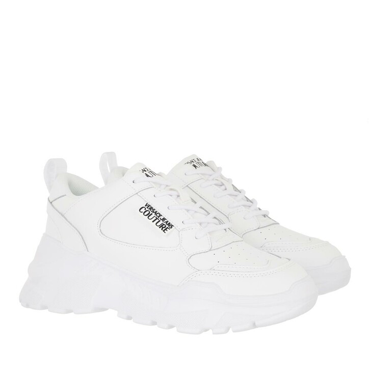 shoes, Versace Jeans Couture, Sneakers Shoes White