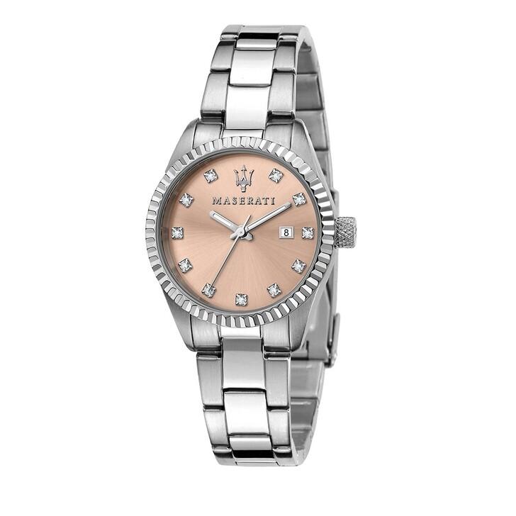 watches, Maserati, Competizione 31mm  silver