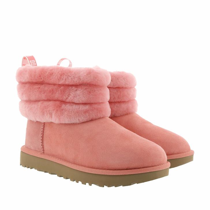 Schuh, UGG, W Fluff Mini Quilted Lantana