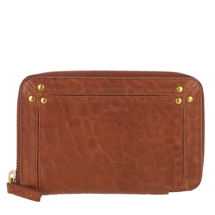 Geldbörse, Jerome Dreyfuss, Julien Wallets Camel