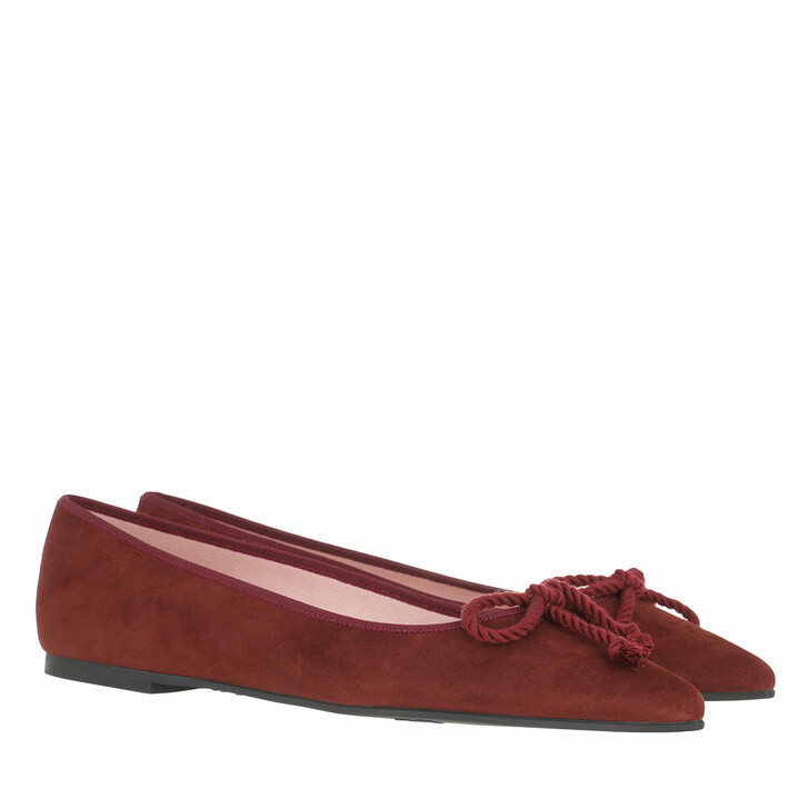 shoes, Pretty Ballerinas, Ella Ballerinas Bordeaux