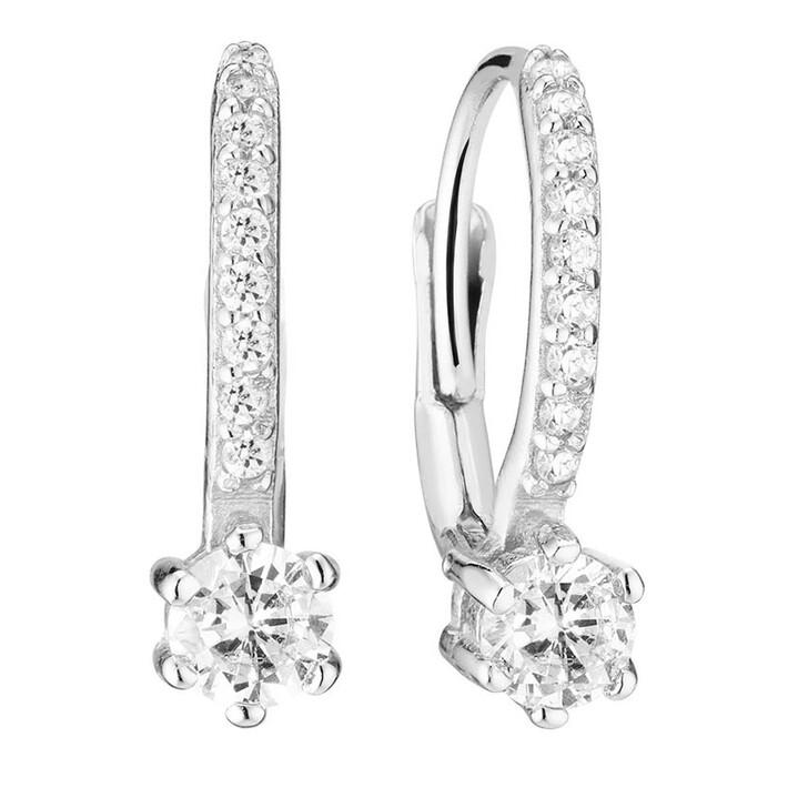 earrings, Sif Jakobs Jewellery, Rimini Altro Earrings Sterling Silver