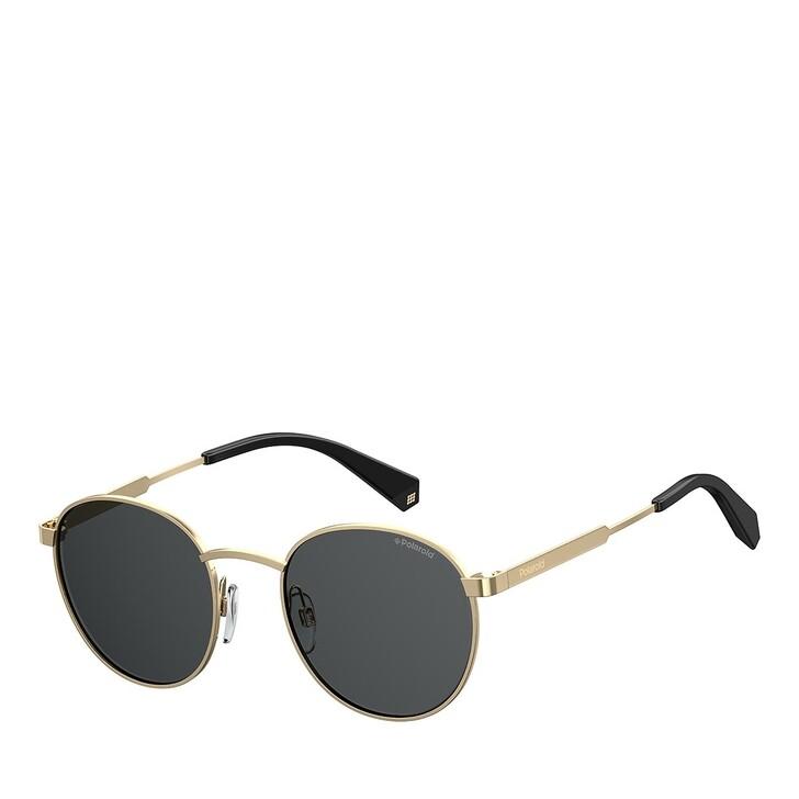 Sonnenbrille, Polaroid, PLD 2053/S GOLD GREY