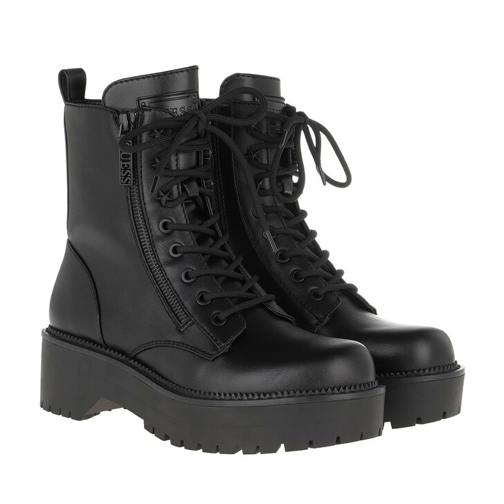 Schuh, Guess, Tayte Bootie Leather Black